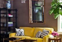 My Mustard Sofa / by Laura Gutierrez