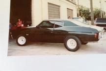 My Dads Cars