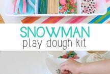 Toddler Christmas market ideas