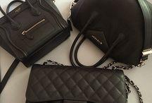 Bolsas  de couro e tecido etc :::