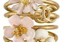 karkötök és gyürük - bangles and rings
