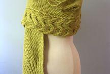 wunderschöne lange Schals