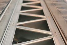 LGSF Steel Frame / LGSF light gauge steel framing
