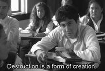 Creation & Destruction
