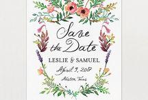 Invitations/Save The Dates