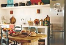 Kitchen / Cozinha / by CJMR CJMR