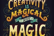 Illustrated Typography Quotes / Gorgeously Illustrated Typography Quotes To Kickstart Your Creativity.