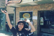 Audrey found the Audrey Bakery! Audrey found the Audrey Bakery!