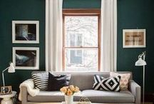 Retro Style / All those off-beat styles you love in a home. From Mid Century Modern to bohemian to eclectic and more, you'll find inspiration here for your unique style