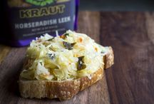 Kraut Recipes / Looking for new ways to use your kraut? We've got tons of innovative recipes to share with you.