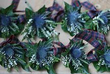 Stockbridge Flower Co. Buttonholes / Buttonholes we've created at The Stockbridge Flower Company, Edinburgh