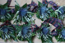 Stockbridge Flower Co. Buttonholes / Buttonholes we've created at The Stockbridge Flower Company, Edinburgh