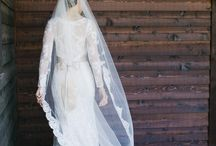 Veil Inspiration by Rhonda Hemmingway / Veils & head pieces