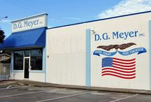 D.G. Meyer, Inc. / Welcome to D. G. Meyer, Inc. 345 Madison Ave. Daytona Beach, FL 32114