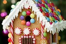 Gingerbread Houses / by Bailey Ramsey- Dane
