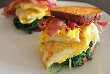 Breakfast / by Kristie Goodgion