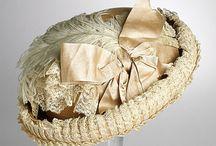 1870〜1899年 ヘッドドレス