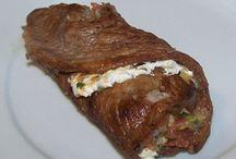 steak wrap