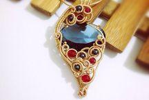 My Wire Jewelry Design / Wire Jewelry