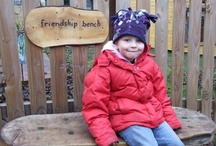 Friendship Benches Around the World :) / Helping build a more compassionate world to live in.