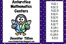 Math Centers / by Kindertrips