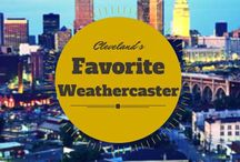 Cleveland's Favorite Weathercaster Survey 2014 / Here's the official pinterest board for the 2014 Cleveland's Favorite Weathercaster Survey @ http://bit.ly/clvfavw