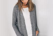sweterki narzutki