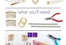 DIY jewellery tutorial