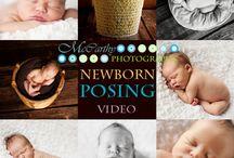 Newborn Posing Video