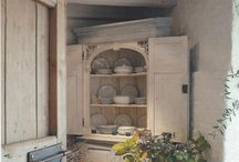 Chalk Paint for furniture  / by Stacy Dimeck