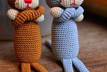 Soft toys crochet