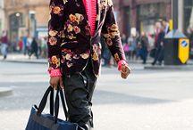 Neon mens fashion