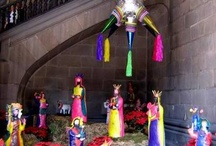 A Mexican Christmas ~ Feliz Navidad / Made in Mexico Christmas Ornaments, Nativities & Folk Art!  http://www.lafuente.com/Search/?search=christmas&p=0