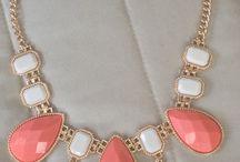 náhrdelníky / necklace statement