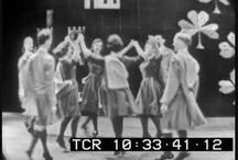 Irské tance