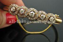 Antique jewelry and silver Антикварные ювелирные украшения и серебро