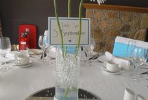 Turquoise Wedding Party Ideas Guernsey