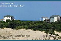 Lot for Sale near Ocean and Wildlife Refuge in Carova Outer Banks NC | 1620 Ocean Pearl Rd / Build your Sand Castle on this home site. Only six lots off the ocean and backing up to the Currituck National Wildlife Refuge. The right house on this lot should give you wonderful panoramic views. The ocean can already be seen just from standing on the sand. Adjoining lot at 1618 Ocean Pearl Rd. is also for sale offering you the opportunity to double you acreage. Call me, Jean-Paul Peron, at 252-564-9390.