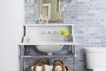 Fabulous Baths / by Hampton Hostess CG3 Interiors-Barbara Page Home
