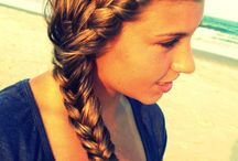 Hairstyles to try! / by Karla Marie