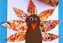 Thanksgiving preschool / by Laura Brewer