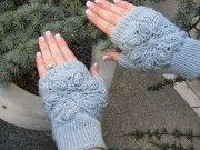 Вязание : варежки, перчатки, митенки