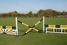 Horse jumps/diy projects
