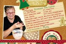 Recipe Book / by Roberta Ratliff