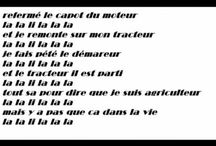 Chansons Paillaide