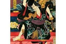 Japanese Art / Arte Giapponese Stampe