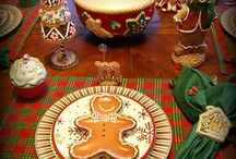 Tabletop - Christmas / by Martha Cavazos Fipps