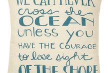 Quotes / by Vanessa Cruz