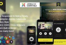 CMS Themes / Joomla, Drupal, Concrete5, ExpressionEngine, MODX Themes, Miscellaneous