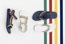 Teva X Hudson's Bay / From the Grand Canyon to the Great White North- welcome to  Teva X Hudson's Bay. A limited-edition collaboration with the historic Canadian brand Hudson's Bay Company.